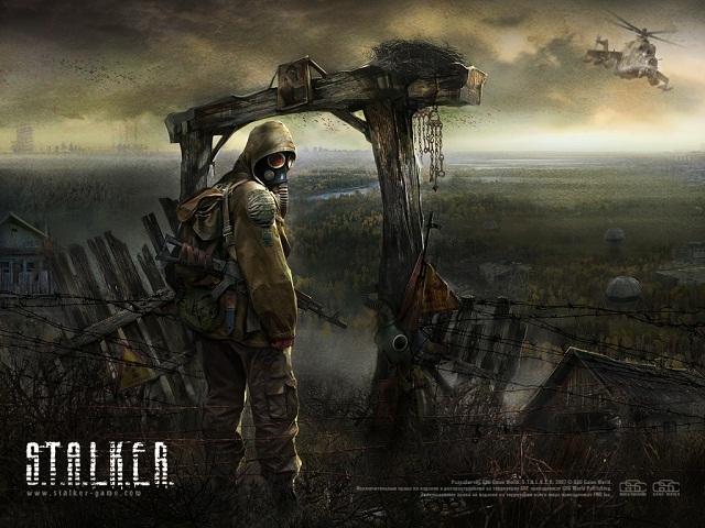 Crysis и S.T.A.L.K.E.R.