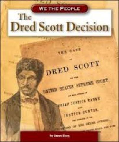 Derd Scott Decision