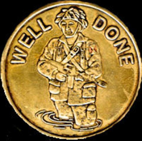 Commanders Coin