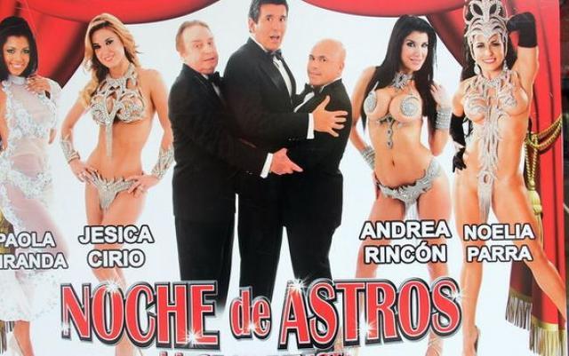 """""""Noche de astros"""""""