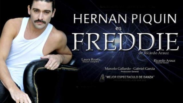 """Freddie""."