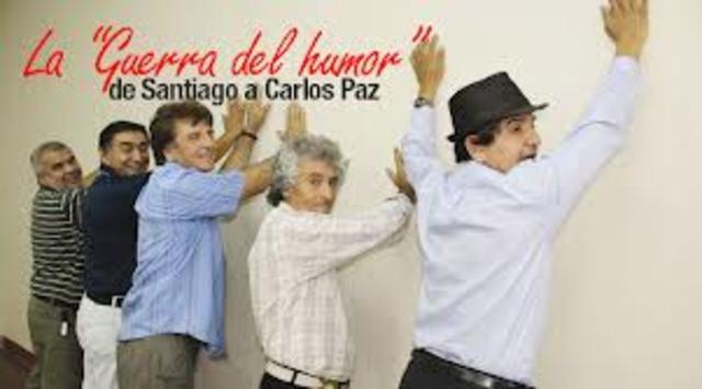 """La guerra del humor"""