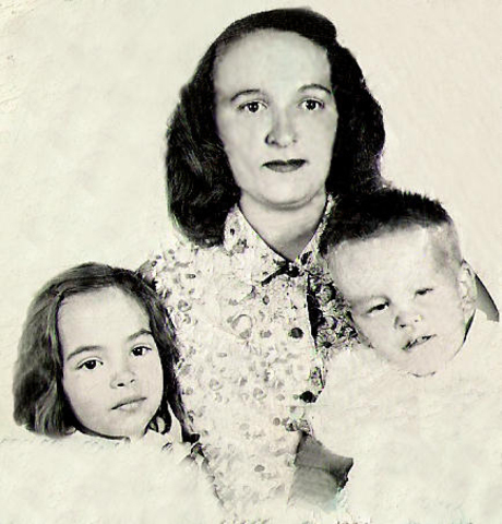 First Passport Photo
