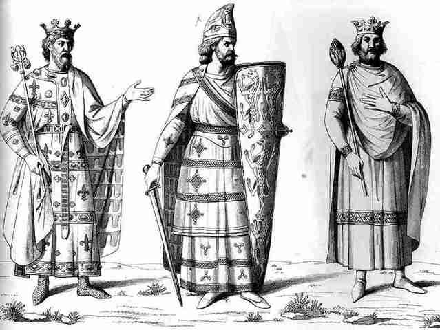 Medieval Europeans