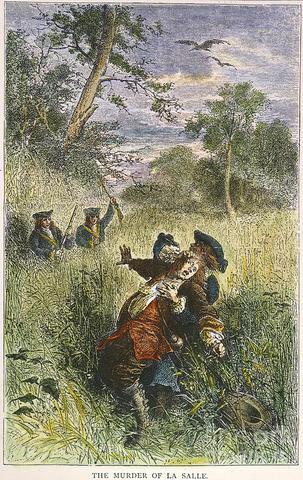 La Salle's Death