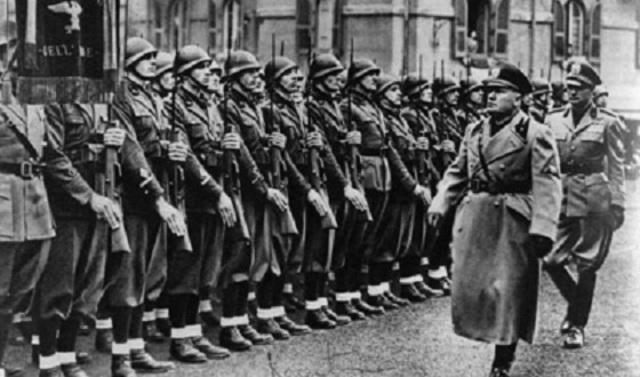 Italy in war