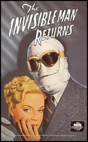 El regreso del hombre invisible