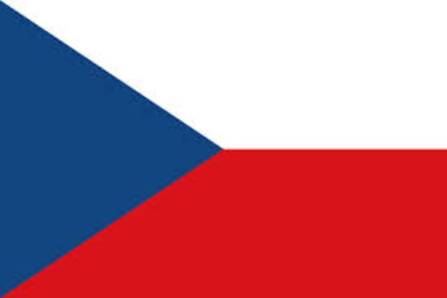 March on Czechoslovakia