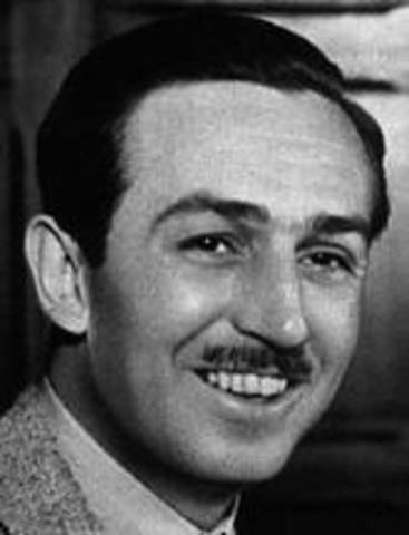 Date of Death, Walt Disney