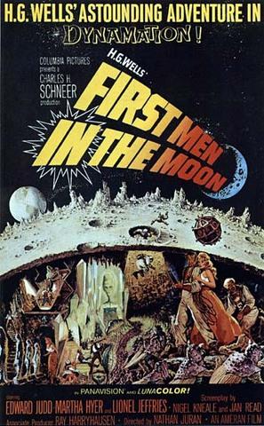 Los primeros en la luna