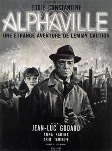 Alphaville, un mundo alucinate