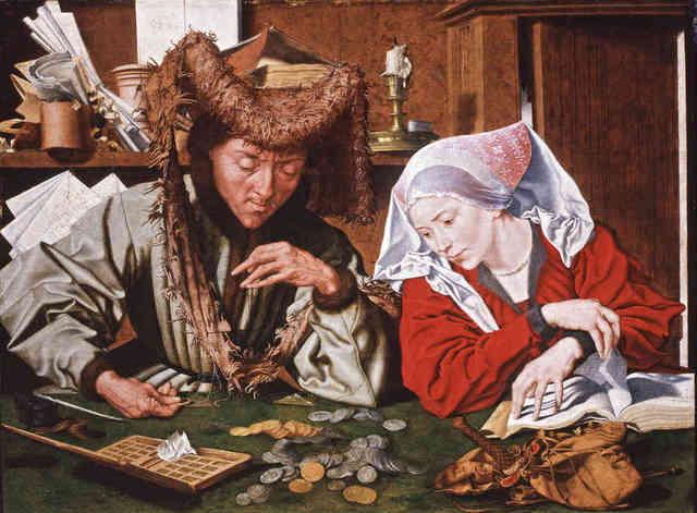 Abacists Teach Math to Merchants