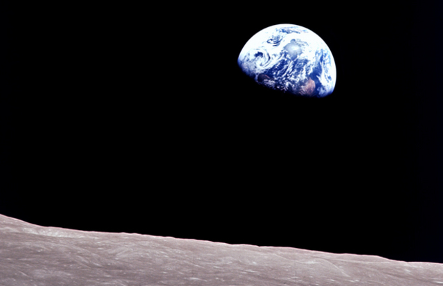 First to Orbit the moon