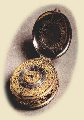 The First Watch is Created