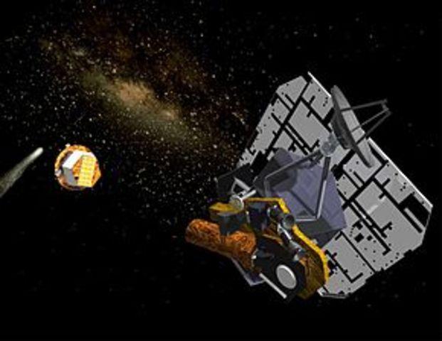 Deep Impact Spacecraft