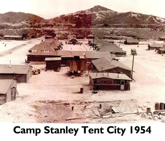 Camp Stanley begins