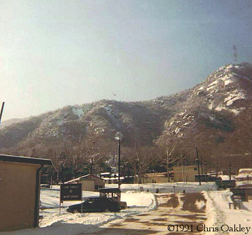 Camp Stanley 1991