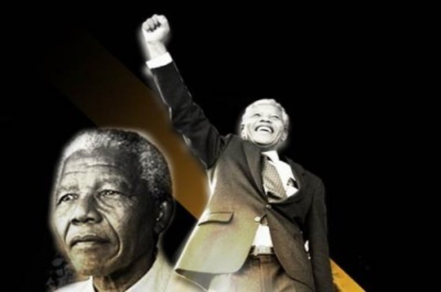 Mandela presidente.