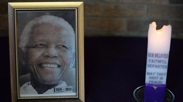 Morte di Nelson Mandela