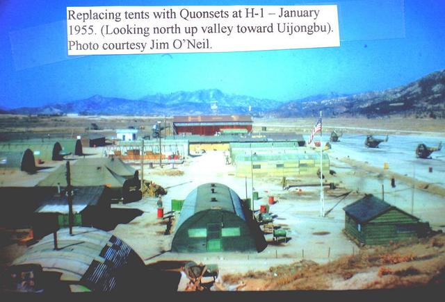 Tents to Quansets
