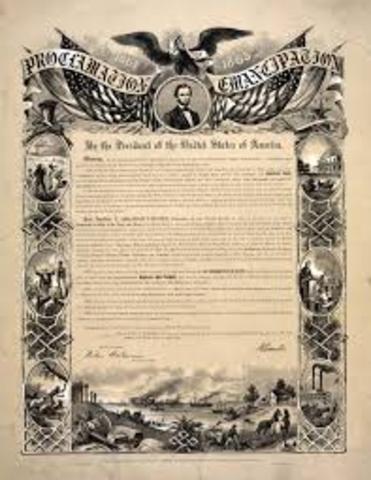 Final Emancipation Proclamation