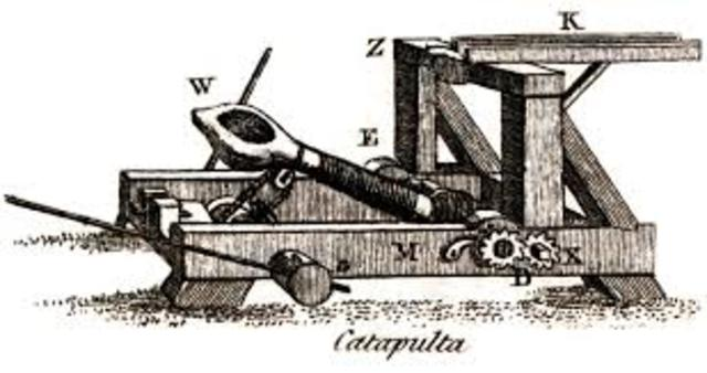 Catapult is Invented