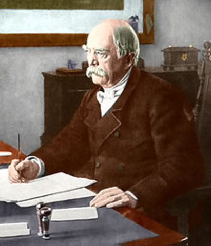 Consistution is Drafted by Bismarck