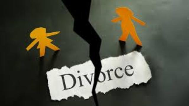 Parents Divorce