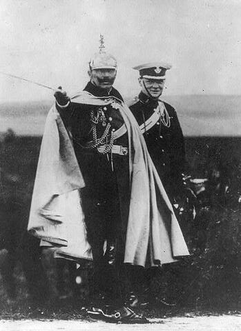 William 2 Becomes Kaiser