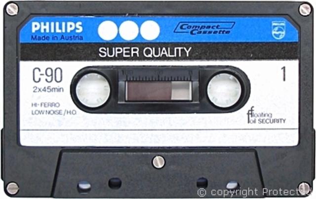 cassete audio k7