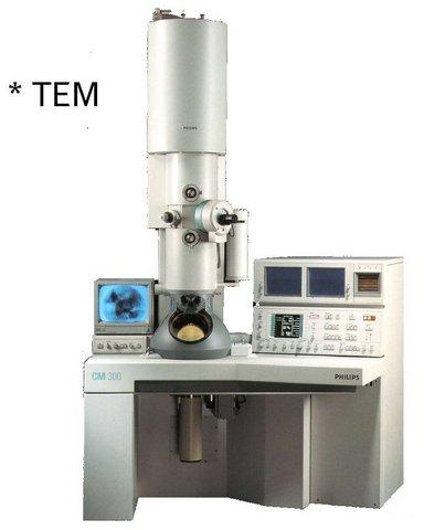 Trasmission Electron Microscope (TEM)