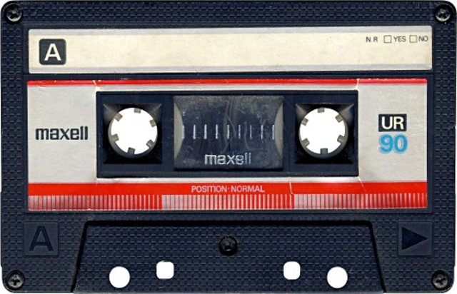 La cassettte audio
