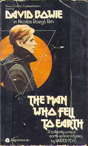 El hombre que cayó en la tierra