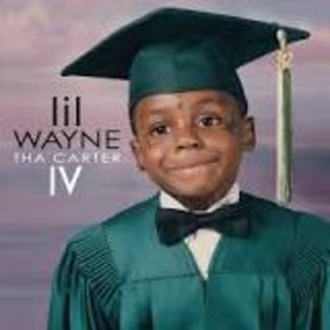 lil wayne's best selling album so far