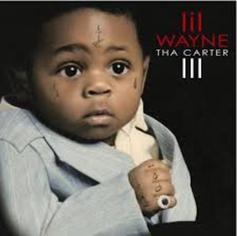 lil waynes best seling album in 2008
