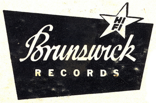 Buddy Holly and the Crickets signed to Brunswick Records.