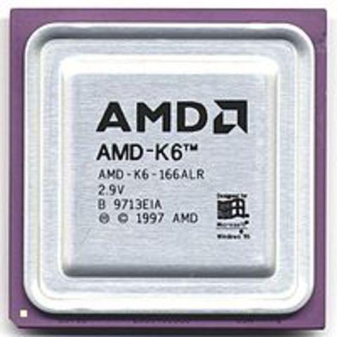 Los AMD K6