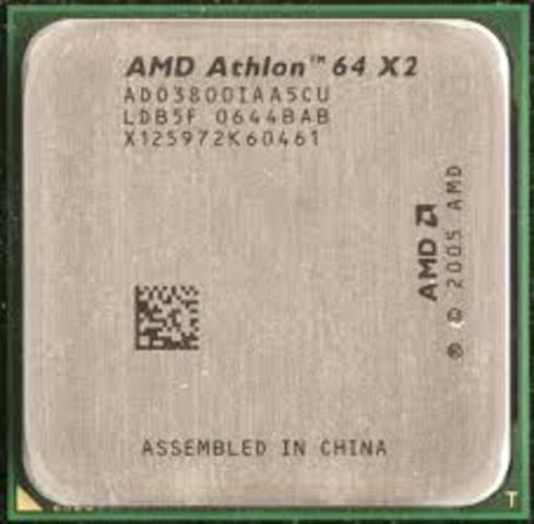 El AMD Athlon 64