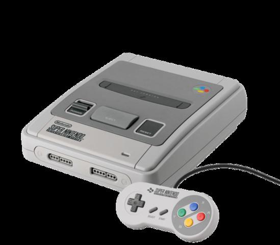 SNES (Súper Nintendo Enterainment System)