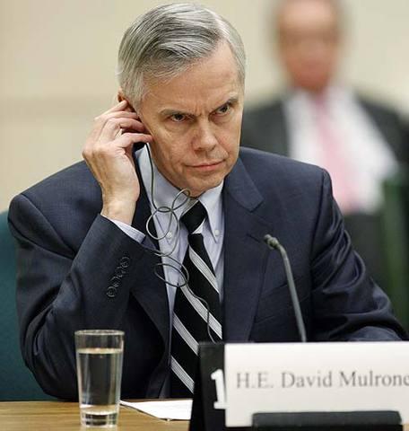 David Mulroney testifies