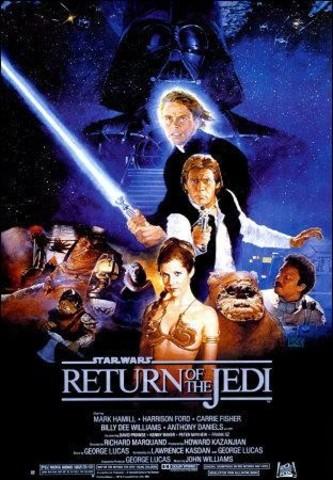 Star wars: El retorno del Jedi
