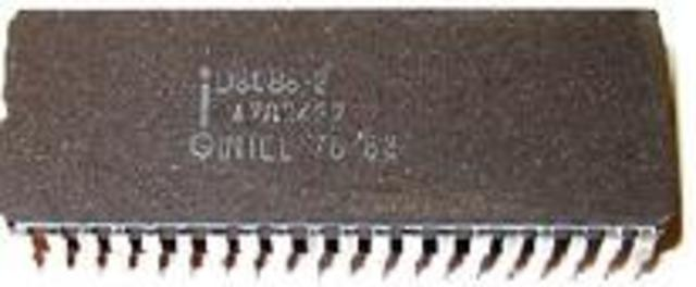 1978: Intel 8086 y 8088