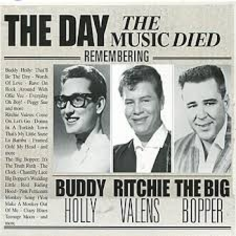 The Day The Music Died.
