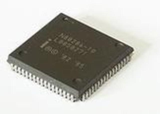 1982: Intel 80286