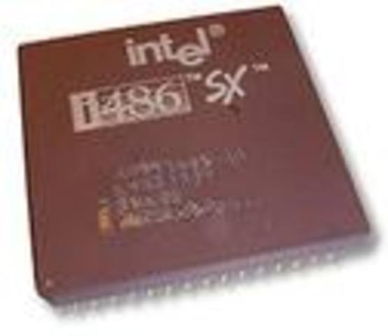 1989: Intel 80486