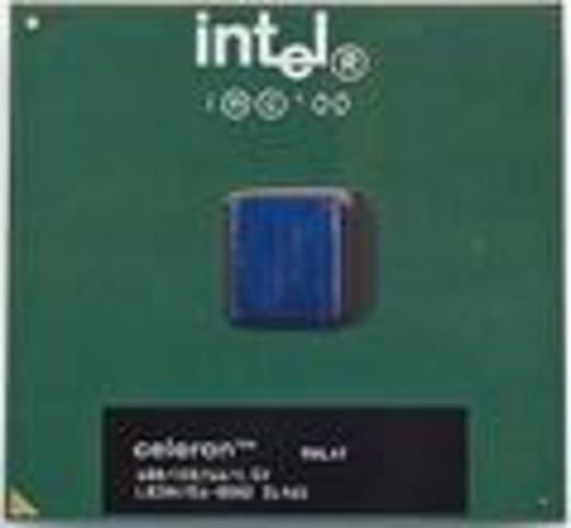 1999: Intel Celeron