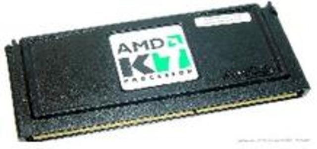 1999: AMD Athlon K7 (Classic y Thunderbird)