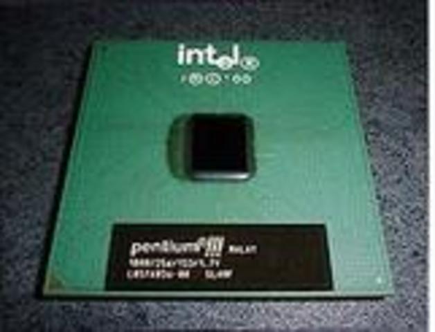 1999: Intel Pentium III