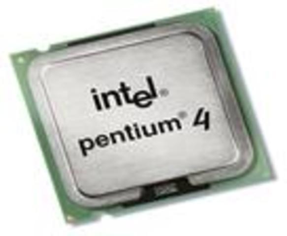 2000: Intel Pentium 4