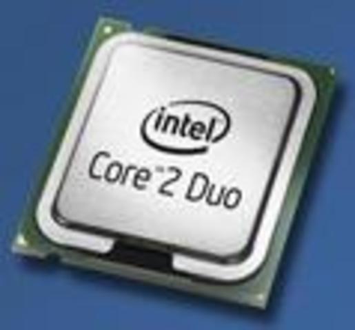 2006: Intel Core Duo